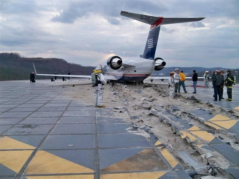 Wheeling Airport Spending 6 3 Million On Runway Safety