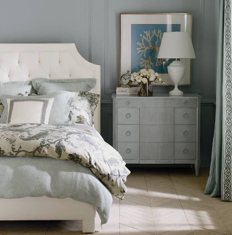 Create A Peaceful Nook With Right Fabric, Colors