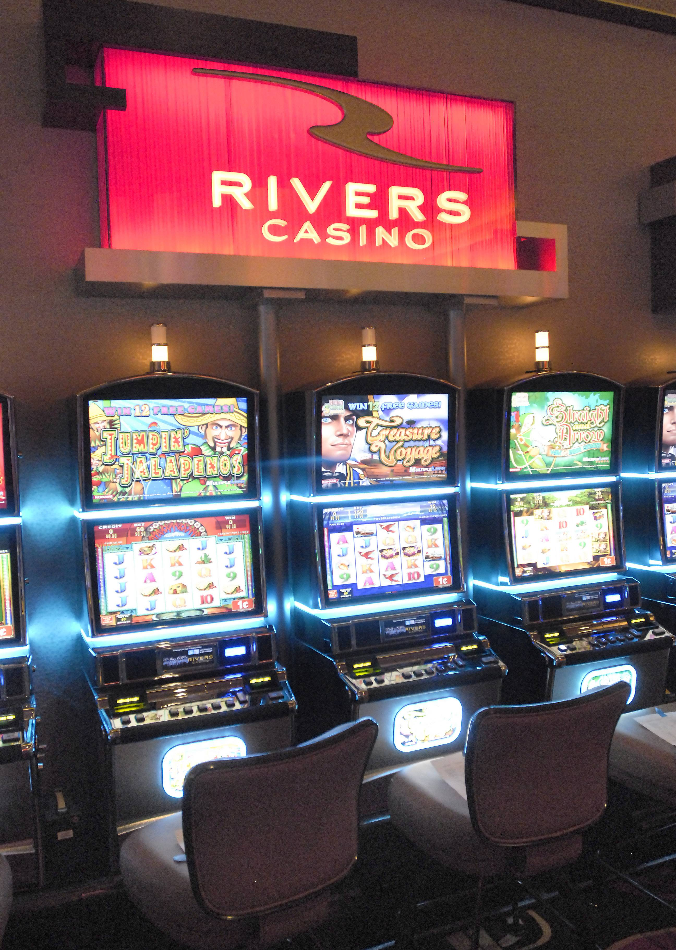 Been to Rivers Casino? Share your experiences!