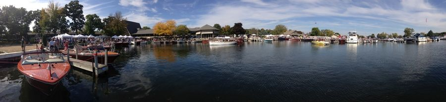 The 15th Annual Geneva Lakes Antique and Classic Boat Show was held Sept. 27-28.