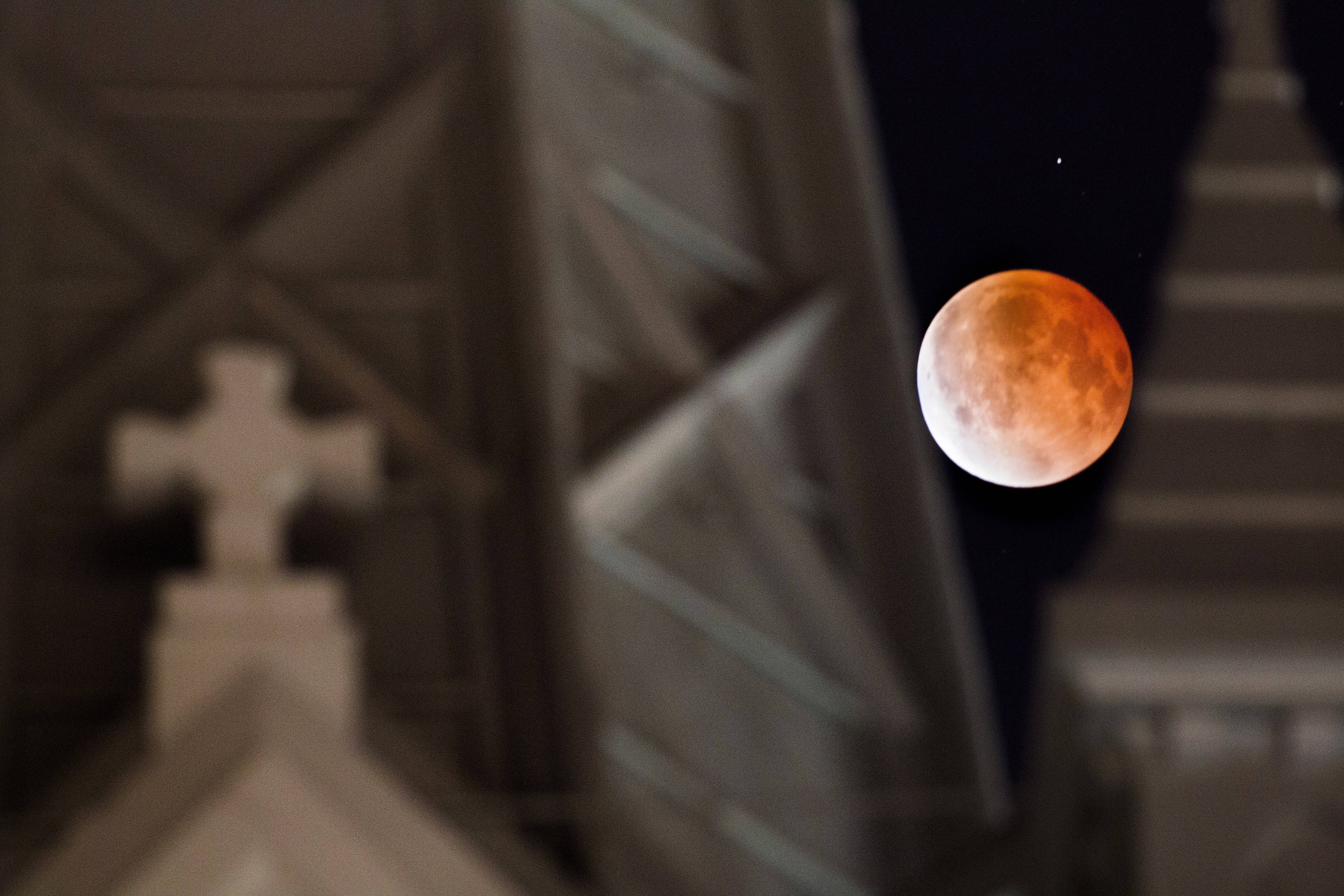 'Blood moon' in the morning: Best times to look