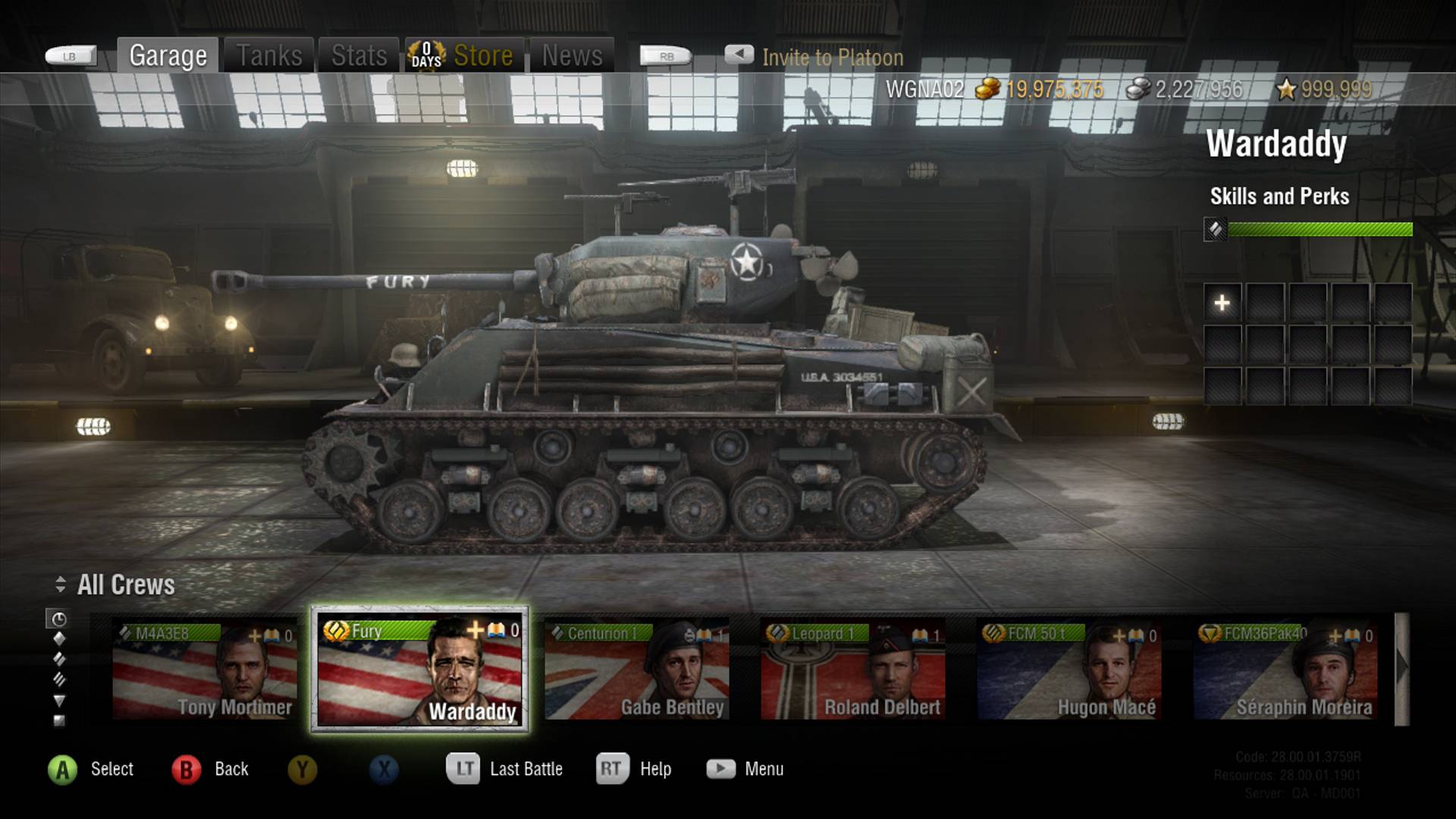 World of tanks stuck on updating tankers