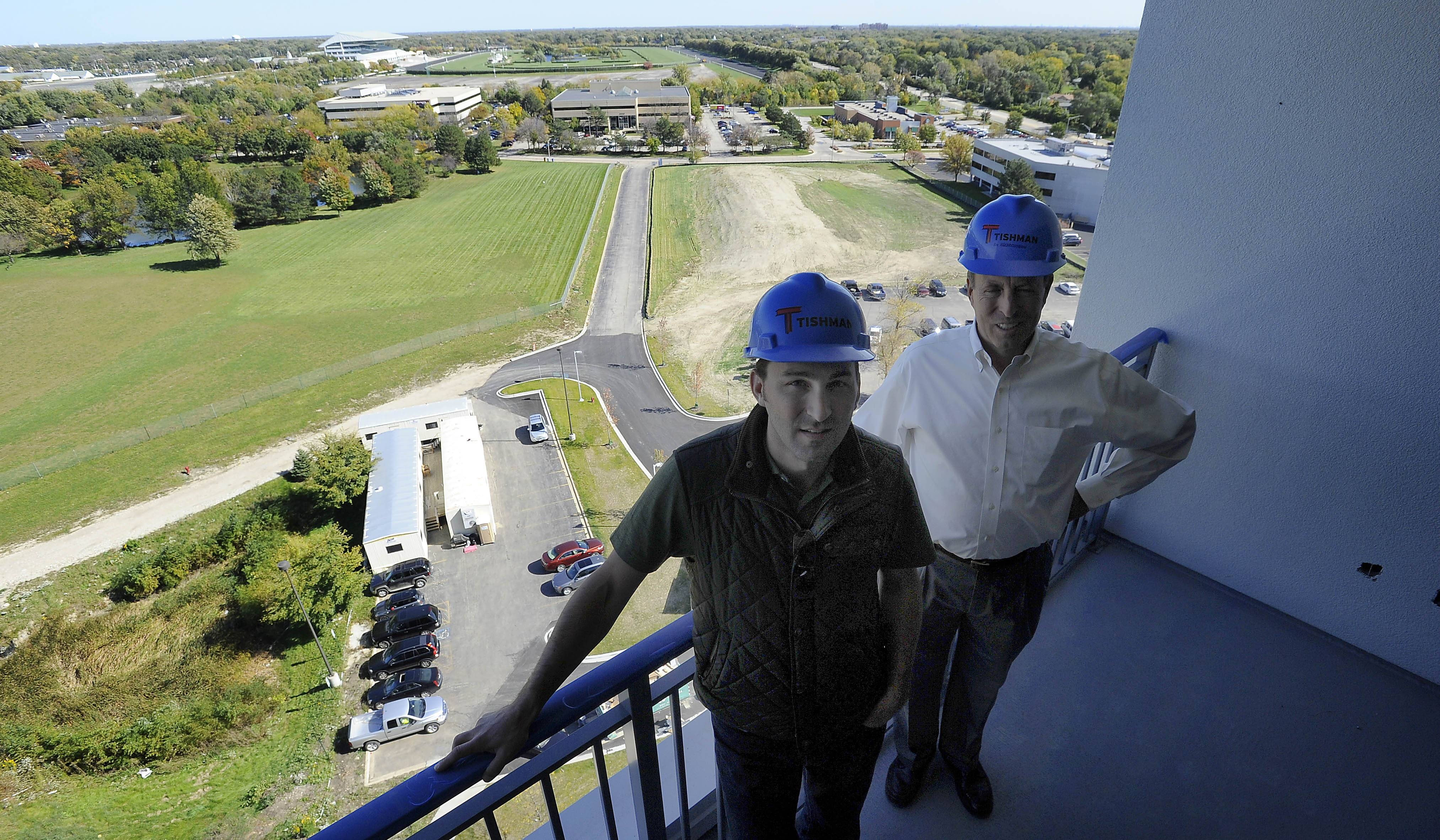 Residents start moving into One Arlington on Arlington Downs site