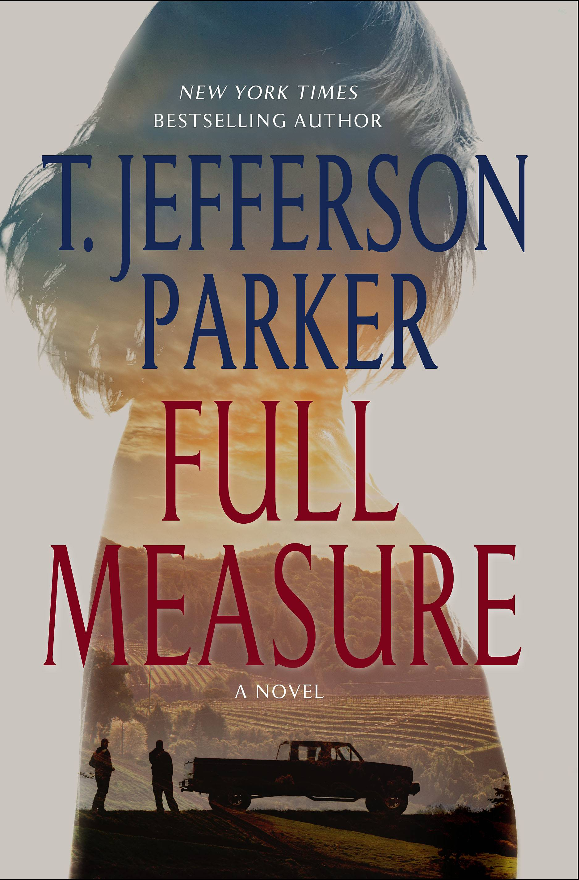 "T. Jefferson Parker's new ""Full Measure"" is a gut-wrenching literary departure from his usual crime novels."
