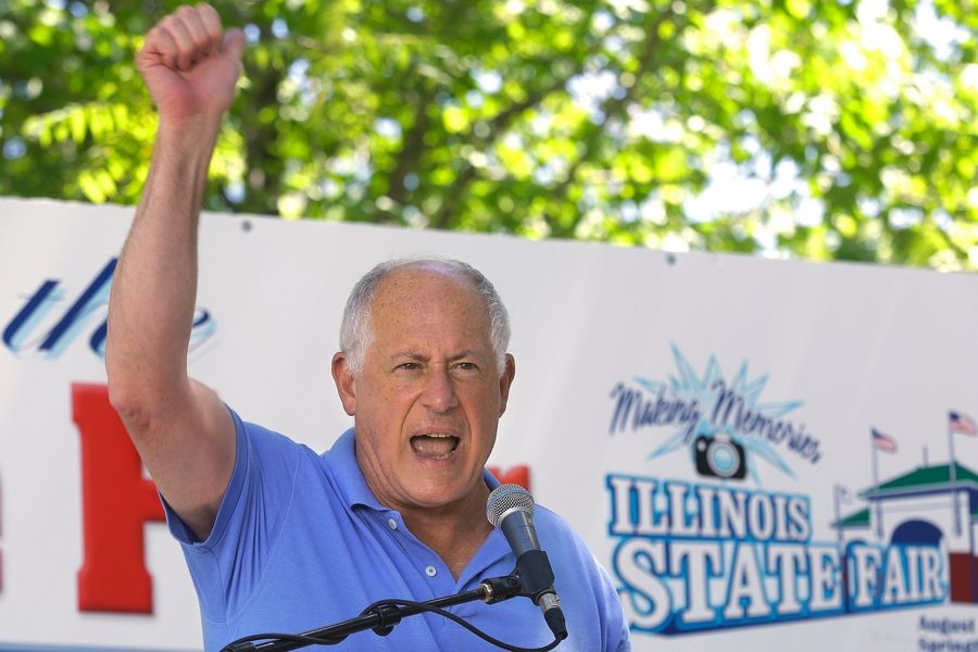 "Is Gov. Pat Quinn the folksy reformer he proclaims to be? ""People know I work hard and I sweat,"" he says. ""Everything I do (is) to help the common good."""