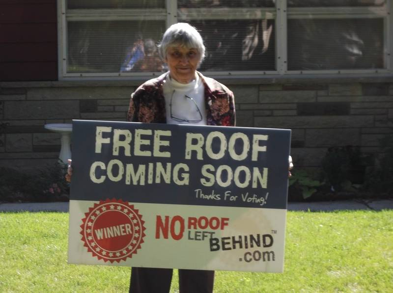 Old Palatine House Gets New Roof Thanks To Online Vote