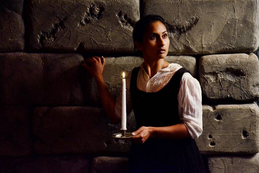 "Lifeline Theatre has extended its production of ""Jane Eyre"" through Nov. 16. Anu Bhatt stars as Jane."