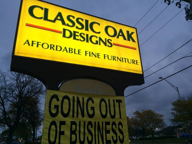 Arlington Hts Furniture Store Closing After 34 Years