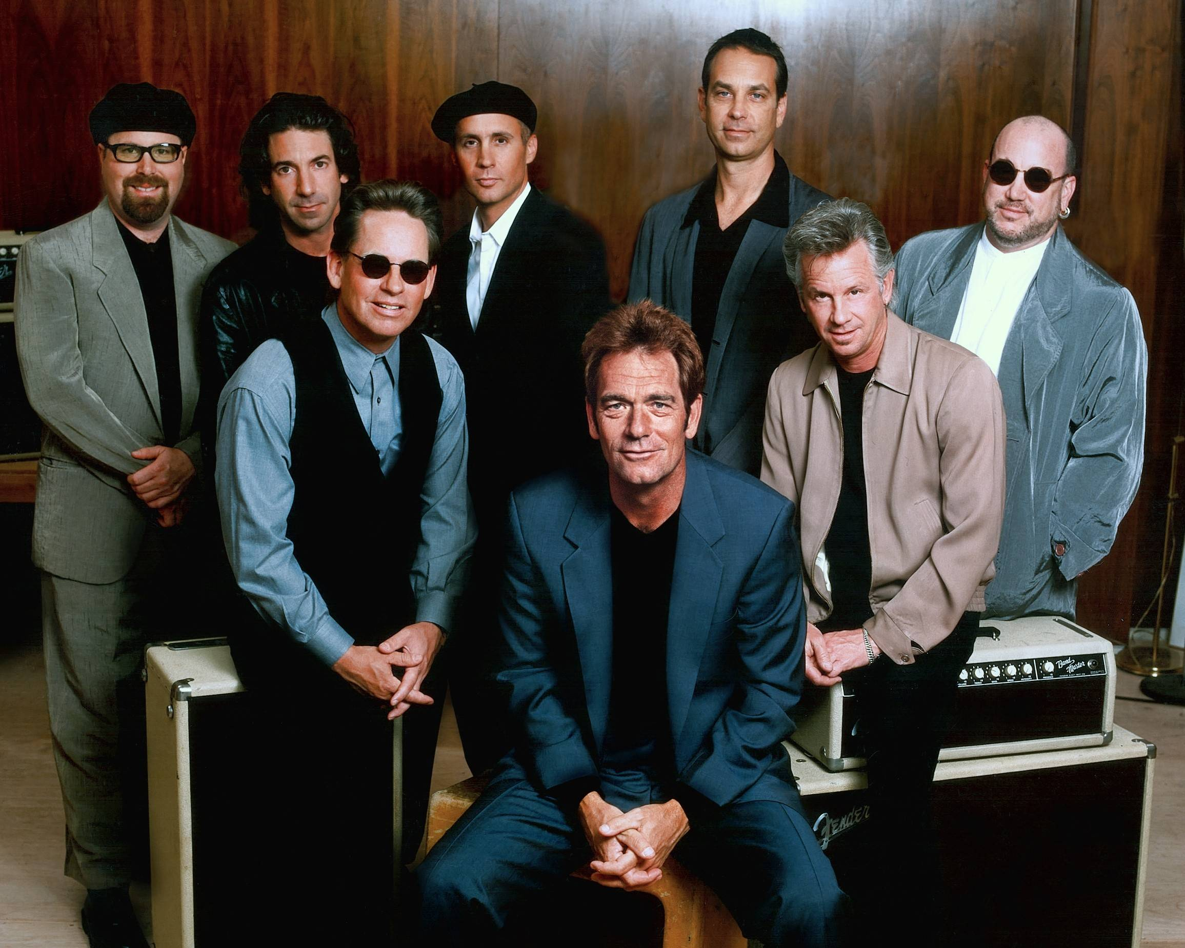 Huey Lewis and the News plays their hits at North Central College's Pfeiffer Hall in Naperville Sunday, Oct. 19.