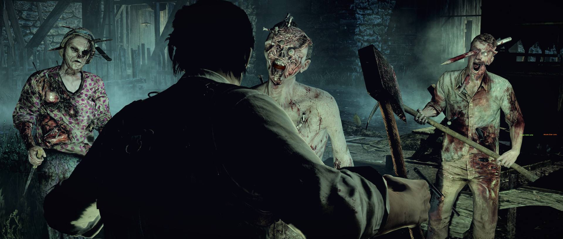 """The Evil Within"" has a retro appeal to it."