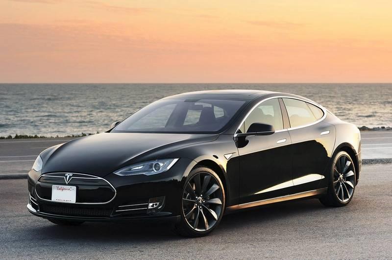 Tesla Starts Model S Sales On Alibaba In China