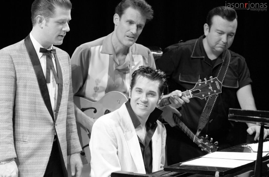 "The ECC Arts Center has added a matinee performance of ""A Night to Remember,"" which celebrates the only time in their careers that Johnny Cash, Jerry Lee Lewis, Carl Perkins and Elvis Presley recorded together."