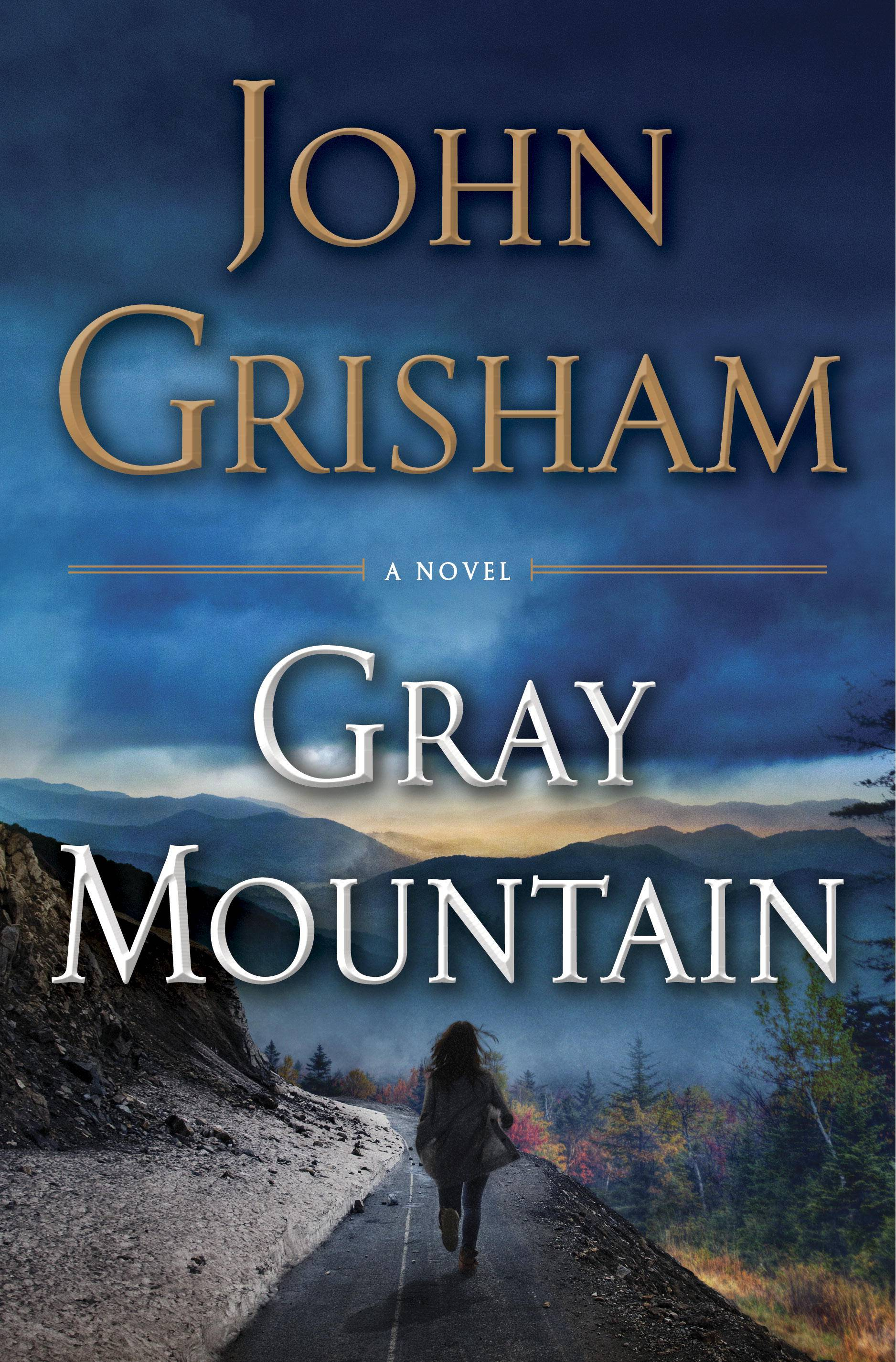 "John Grisham has written one of his best legal dramas in quite some time with ""Gray Mountain."""