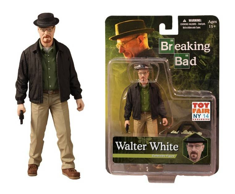 "Toys from the show ""Breaking Bad"" are being pulled from Toys R Us shelves after parents complained."
