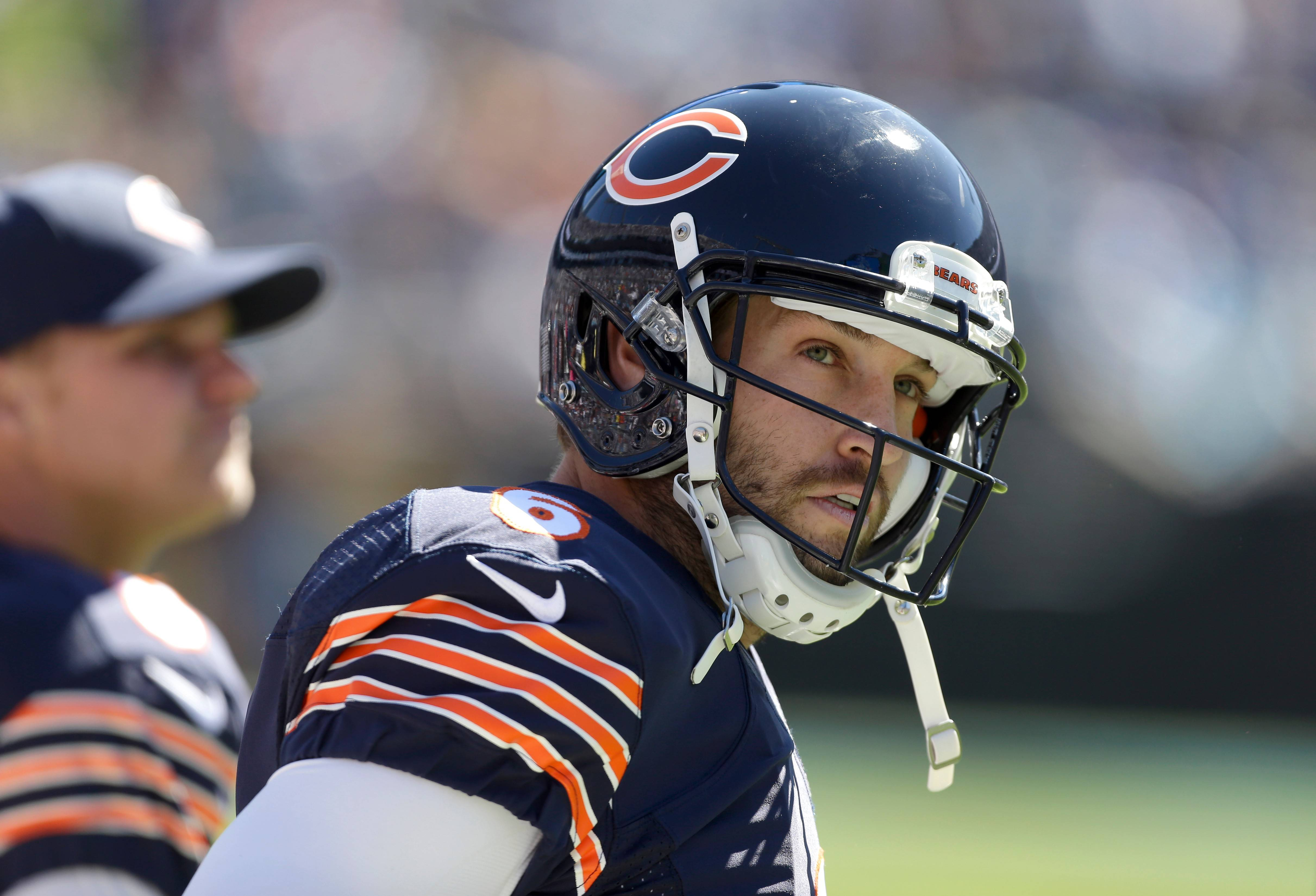 If the Bears lose against the Patriots Sunday, the season will be the least of Jay Cutler's problems.