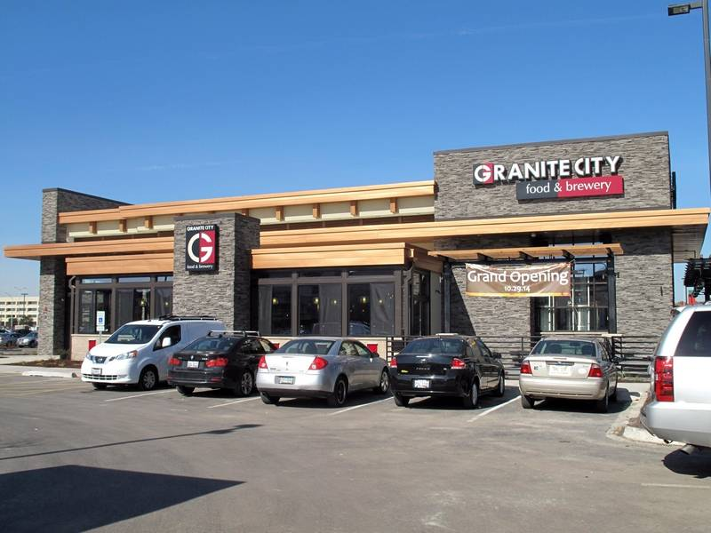 New brewery brings craft to naperville granite city food brewery opens its 31st location on wednesday at 1828 abriter court in publicscrutiny Images