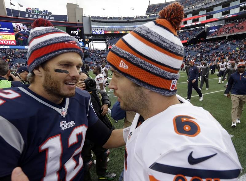 Rozner: Another look at Brady does Cutler no favors