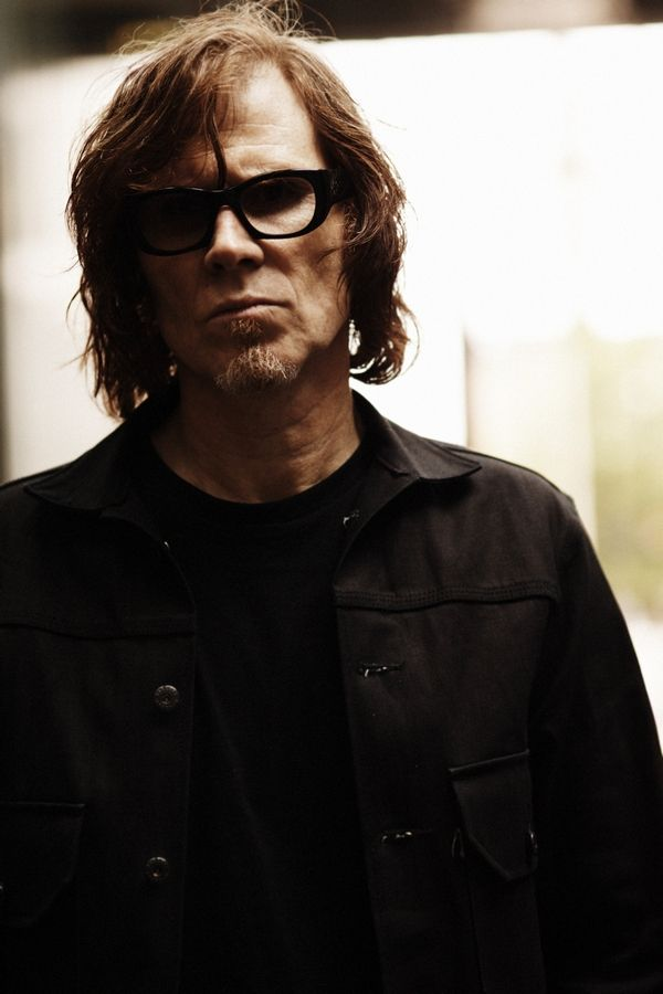 Mark Lanegan, the former frontman for grunge band Screaming Trees, performs in the city next week.
