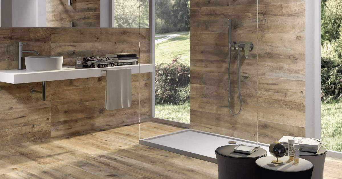 Right At Home Artistry And Artifice In New Tiles