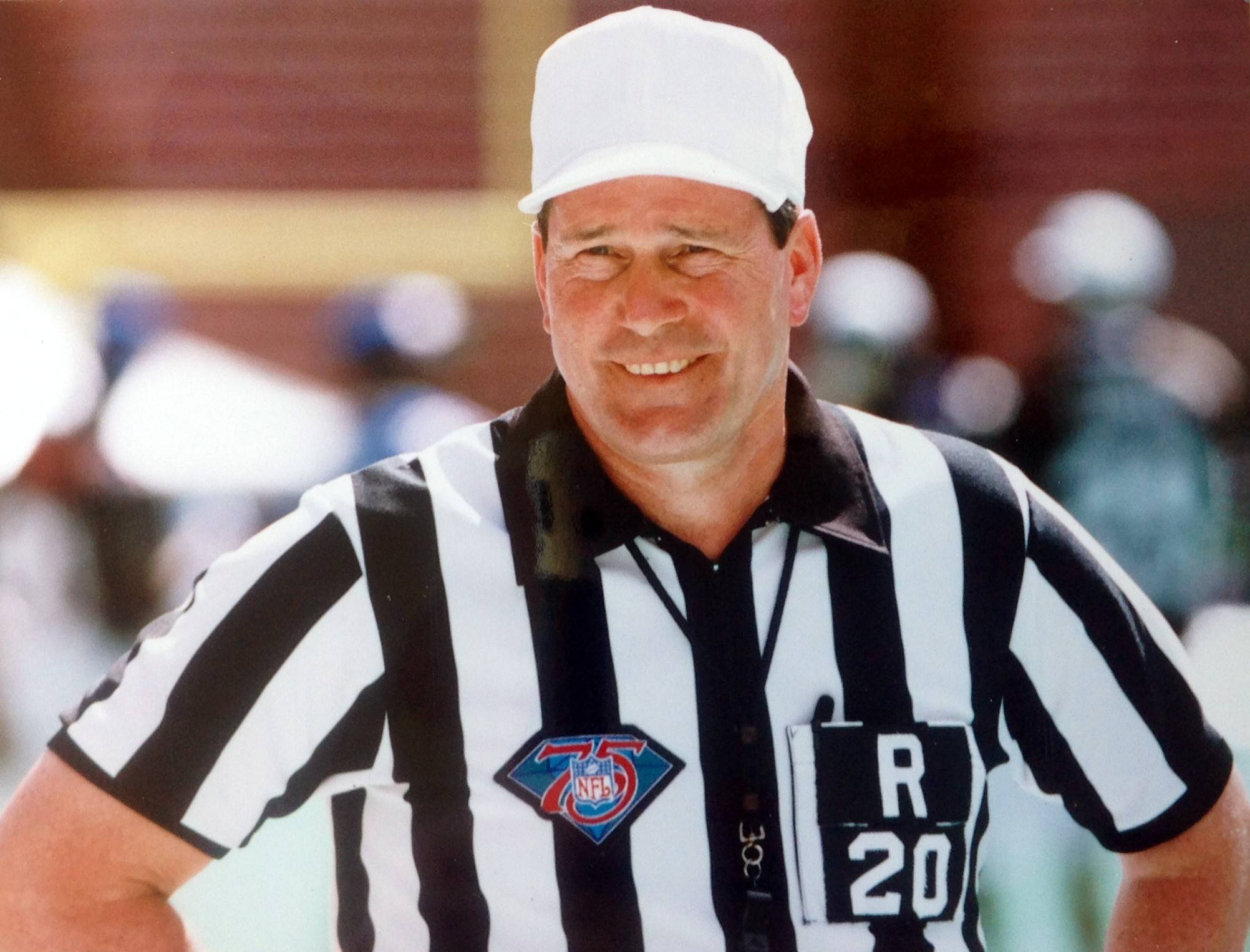 Former Elgin High School principal Larry Nemmers, now an NFL referee, will receive the Lifetime Achievement Award from the Elgin Sports Hall of Fame on Sunday.