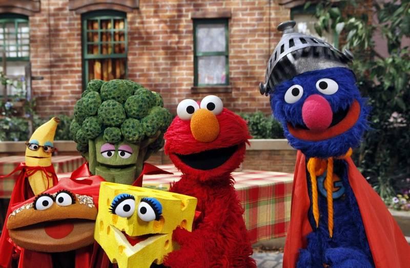Sesame Street Marks 45th Birthday Dailyherald Com