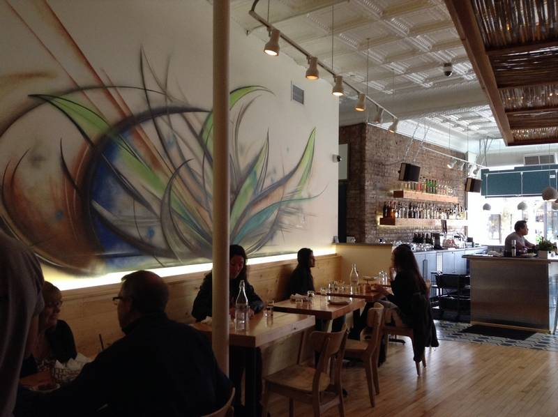 A Toda Madre Serves Up Variety Of Dishes Including Fresh Oysters And Tacos