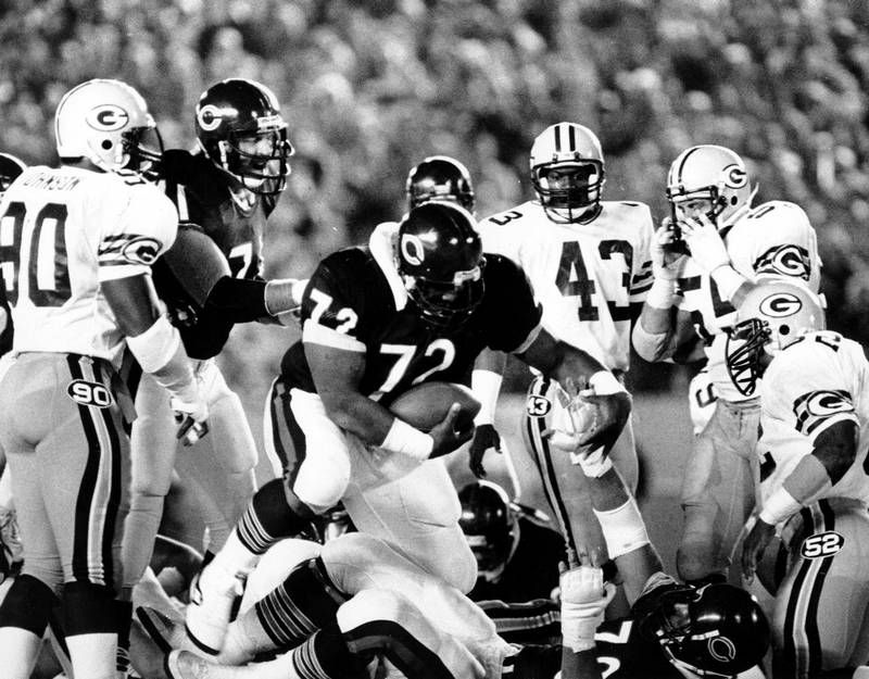 Images: Bears Packers Rivalry Through the Years
