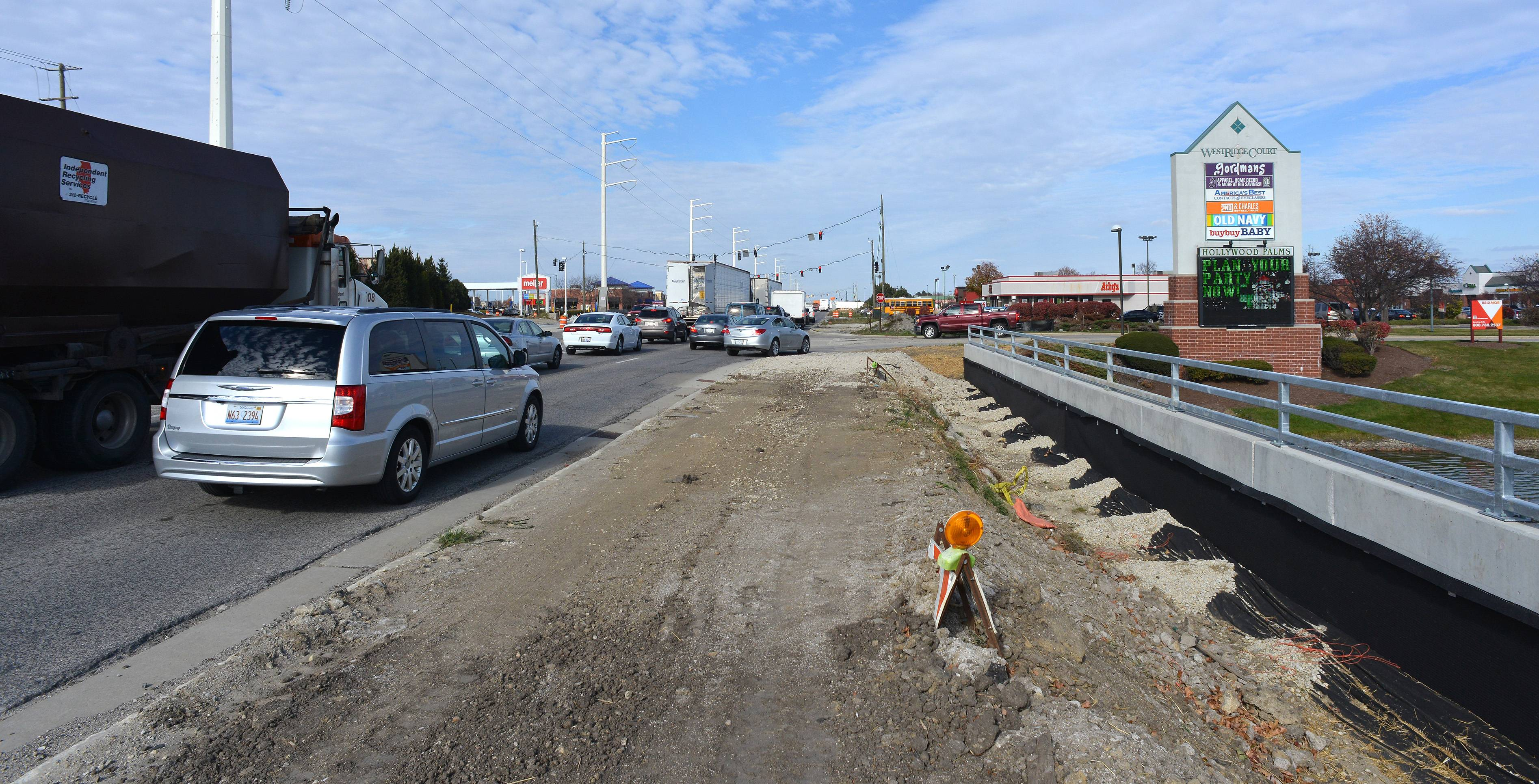 Naperville's Route 59 businesses feeling construction 'aggravation'