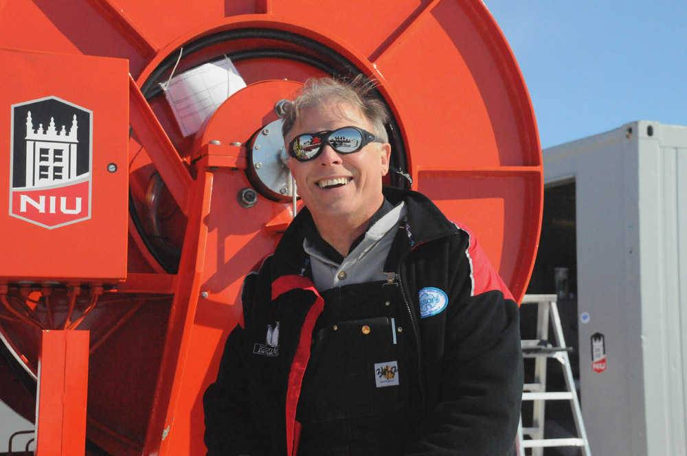 Back to Antarctica, a little delayed, for NIU scientists