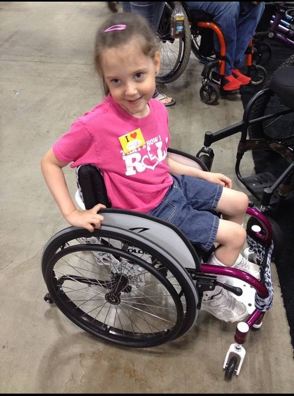 Streamwood Family Seeks Help Buying Wheelchair Accessible