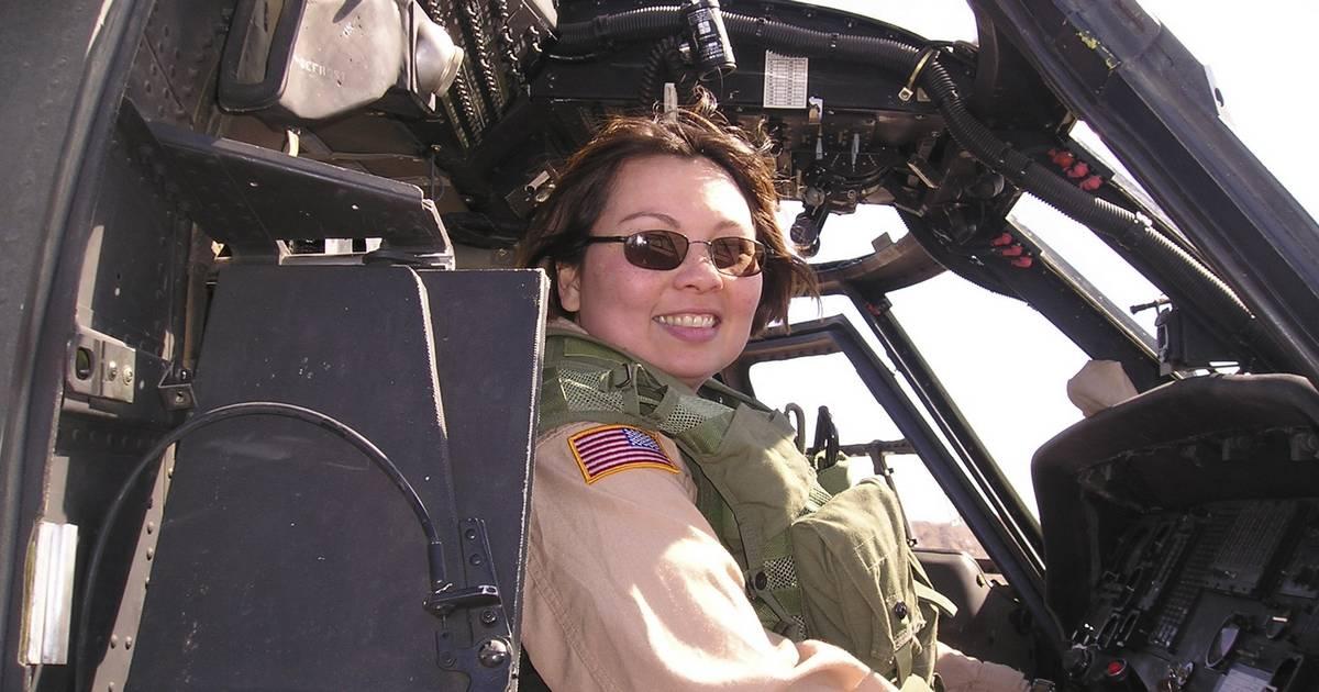 The day Capt  Tammy Duckworth was shot down