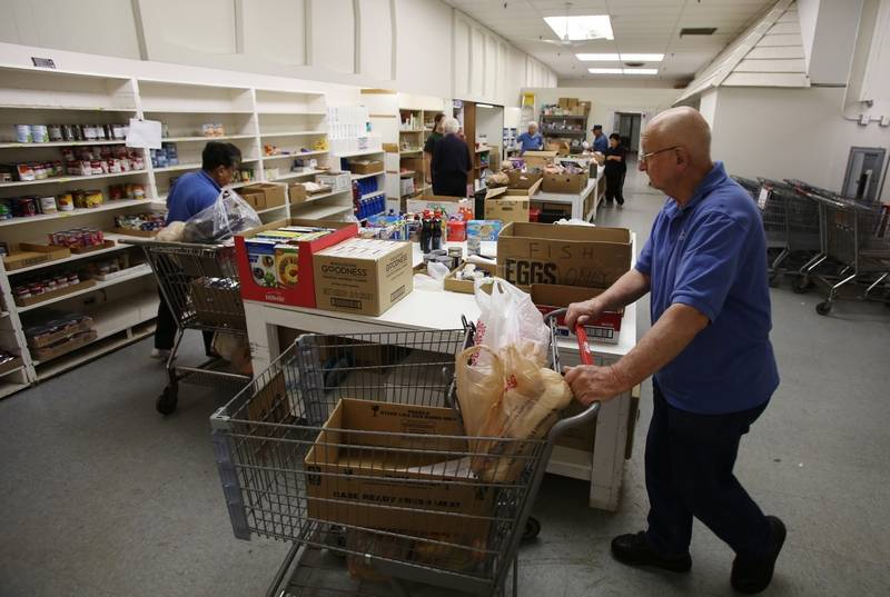 Fish food pantry hopes for turkey donations for Fish food pantry