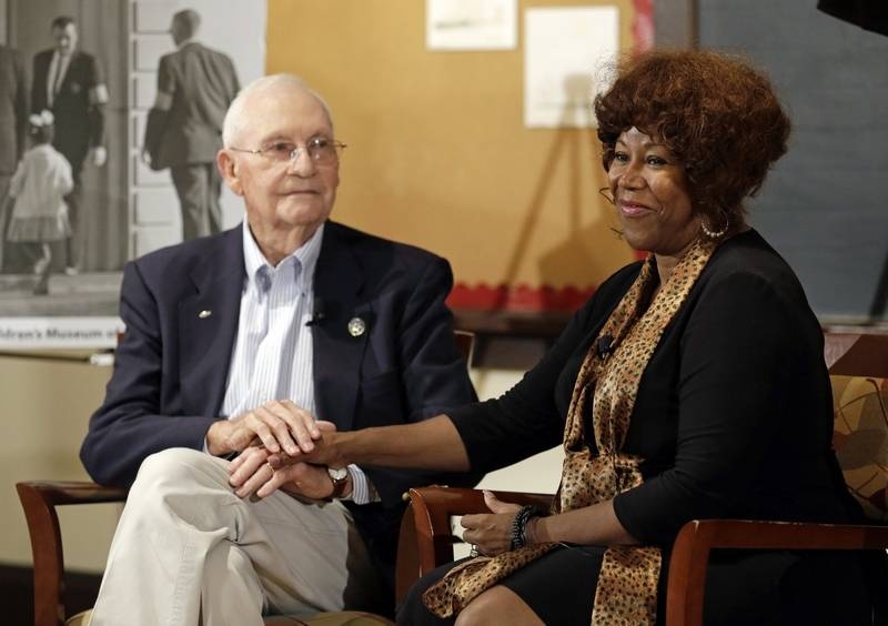 Civil Rights Pioneer U S Divided By Race Again