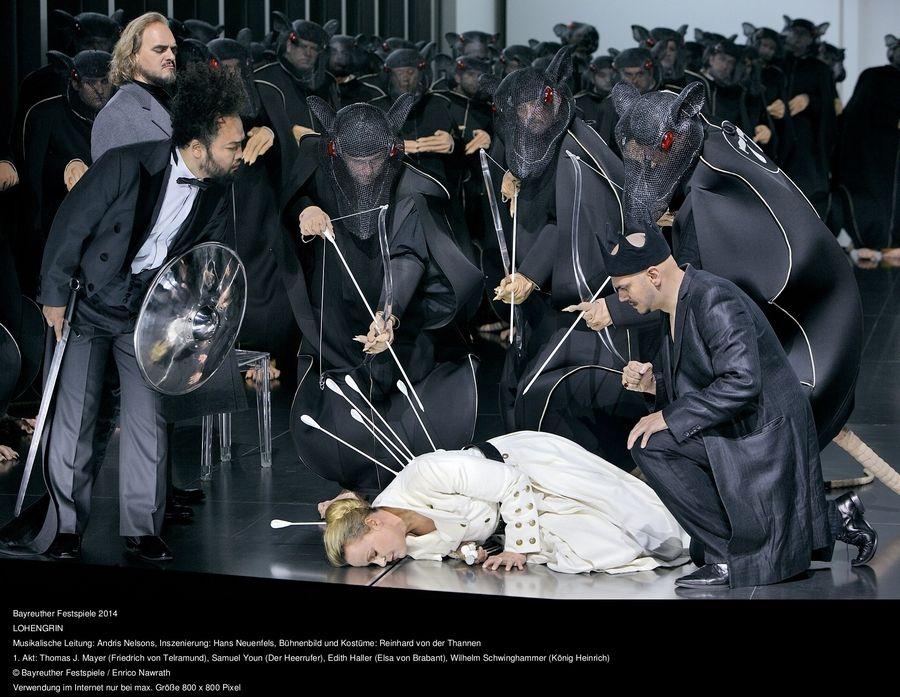 Bayreuther festspiele dresscode