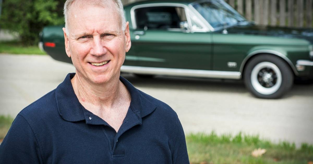 detectives search uncovers 1968 fastback mustang