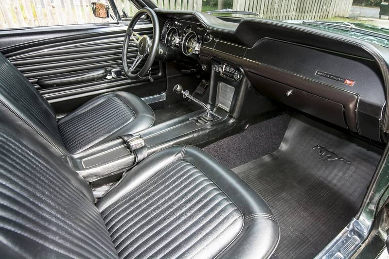 Detective 39 S Search Uncovers 1968 Fastback Mustang