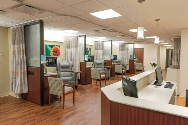 New Infusion Center Opens At Lake Forest Hospital
