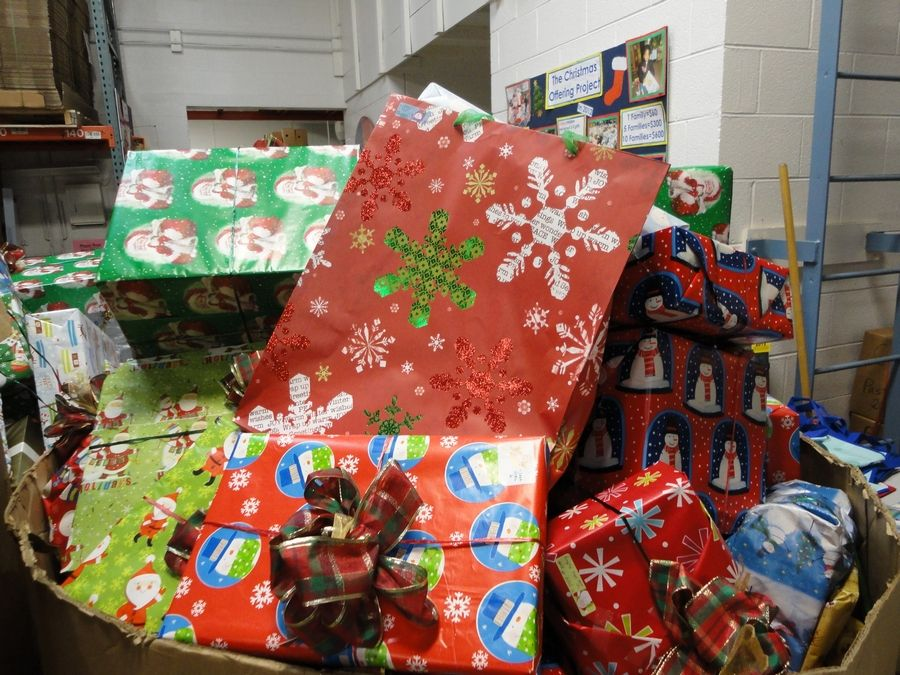 Help serve the community this Christmas
