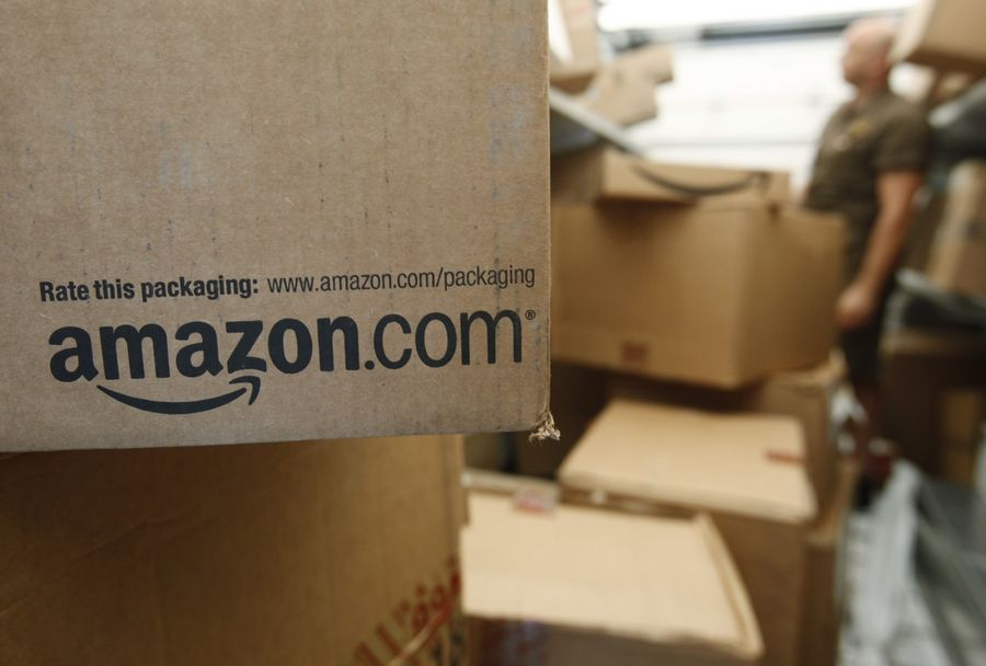 Amazon warehouse worker forces changes