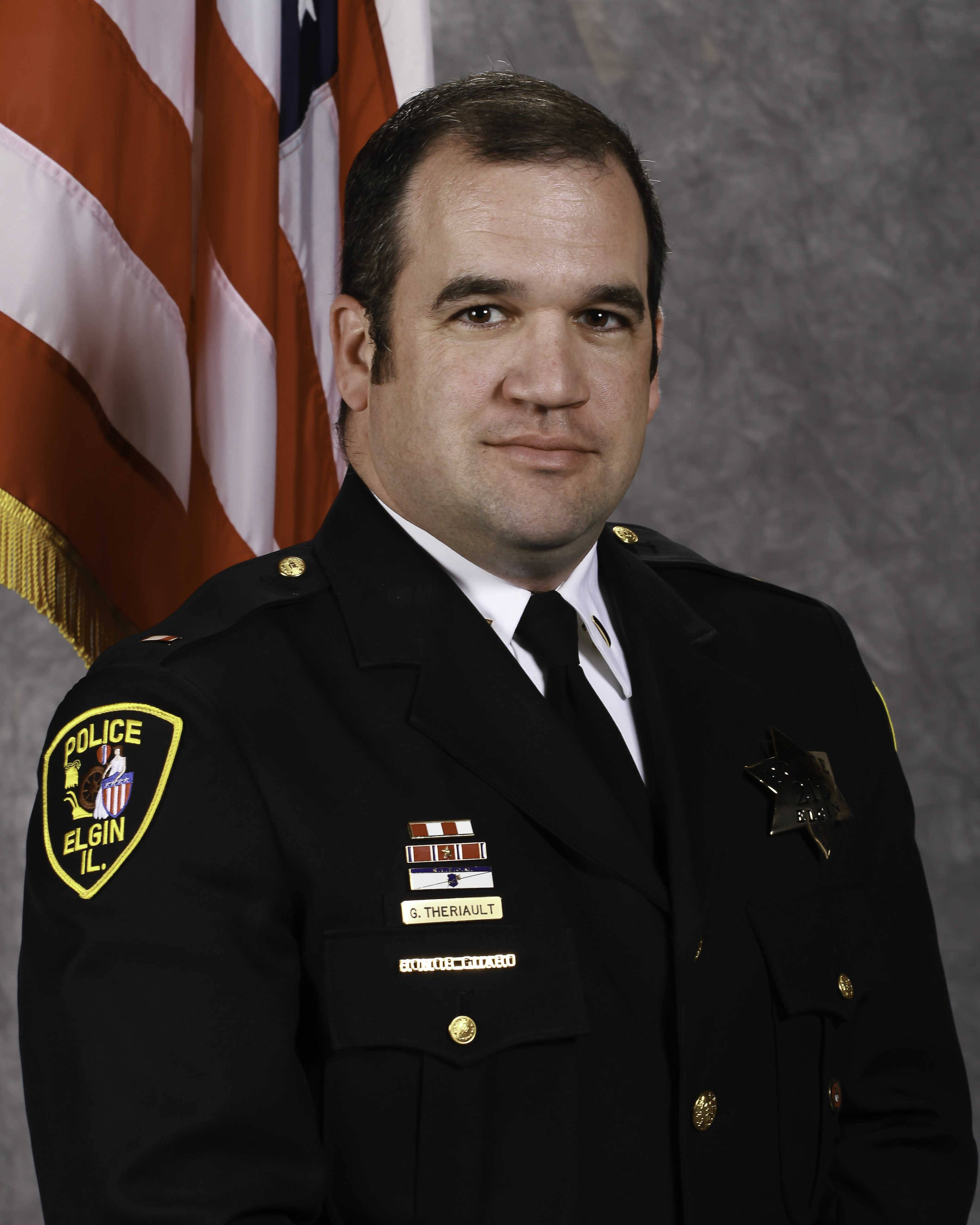 Elgin commander to be police chief in Sycamore
