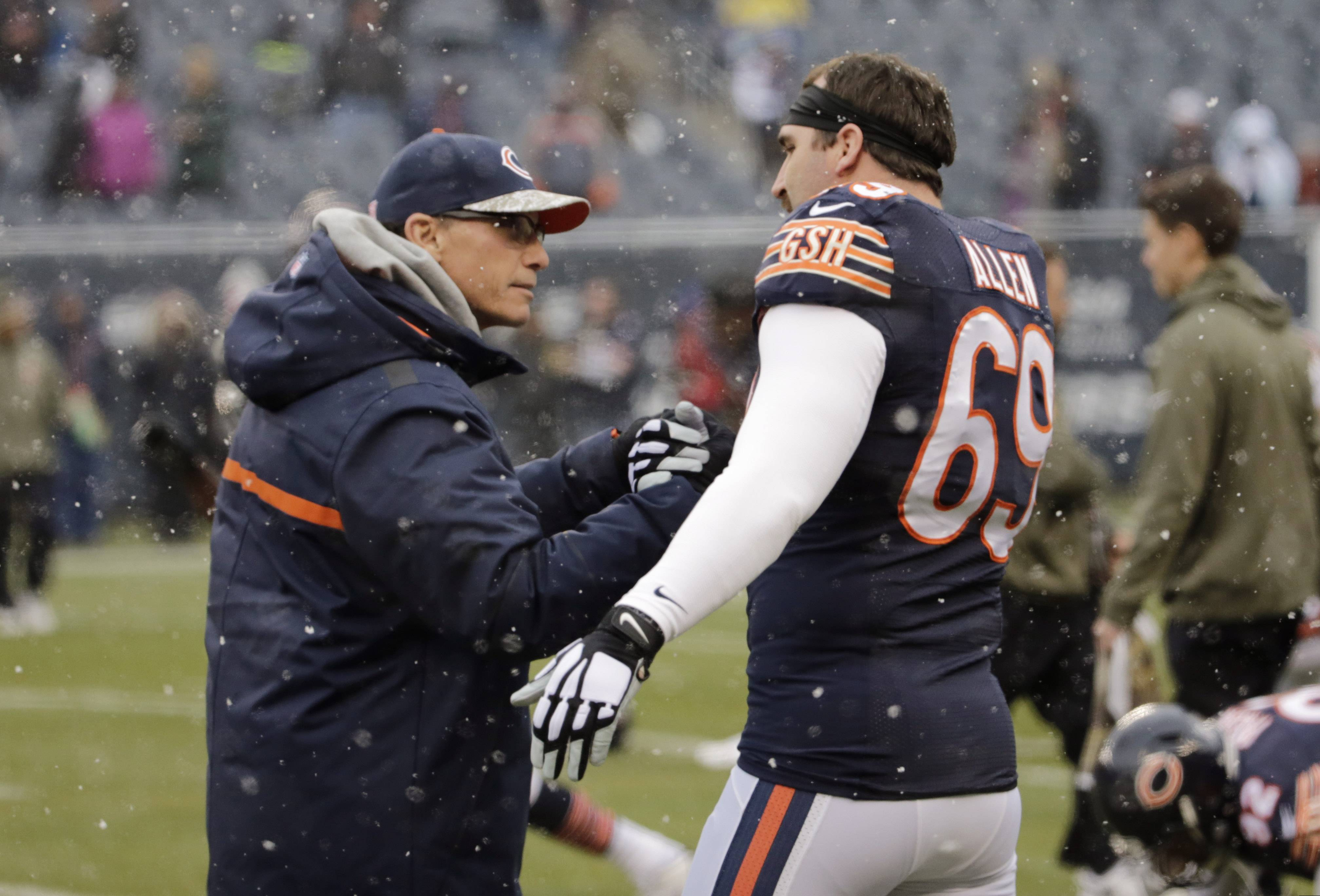 You'd think Bears players would want to play as hard as they possibly can for Marc Trestman because I'm pretty sure they don't know how good they have it right now.