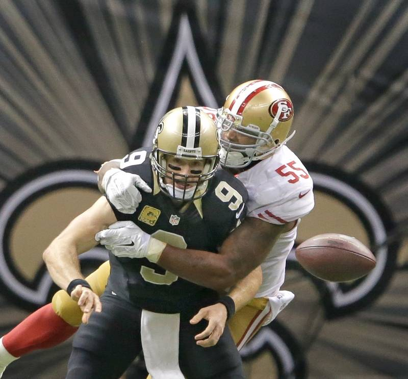 Drew Brees Chargers Drew Brees is on Pace For