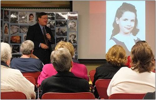 Historian Jim Gibbons will discuss the Kennedy assassination during a program Nov. 24 at Naperville's 95th Street Library.
