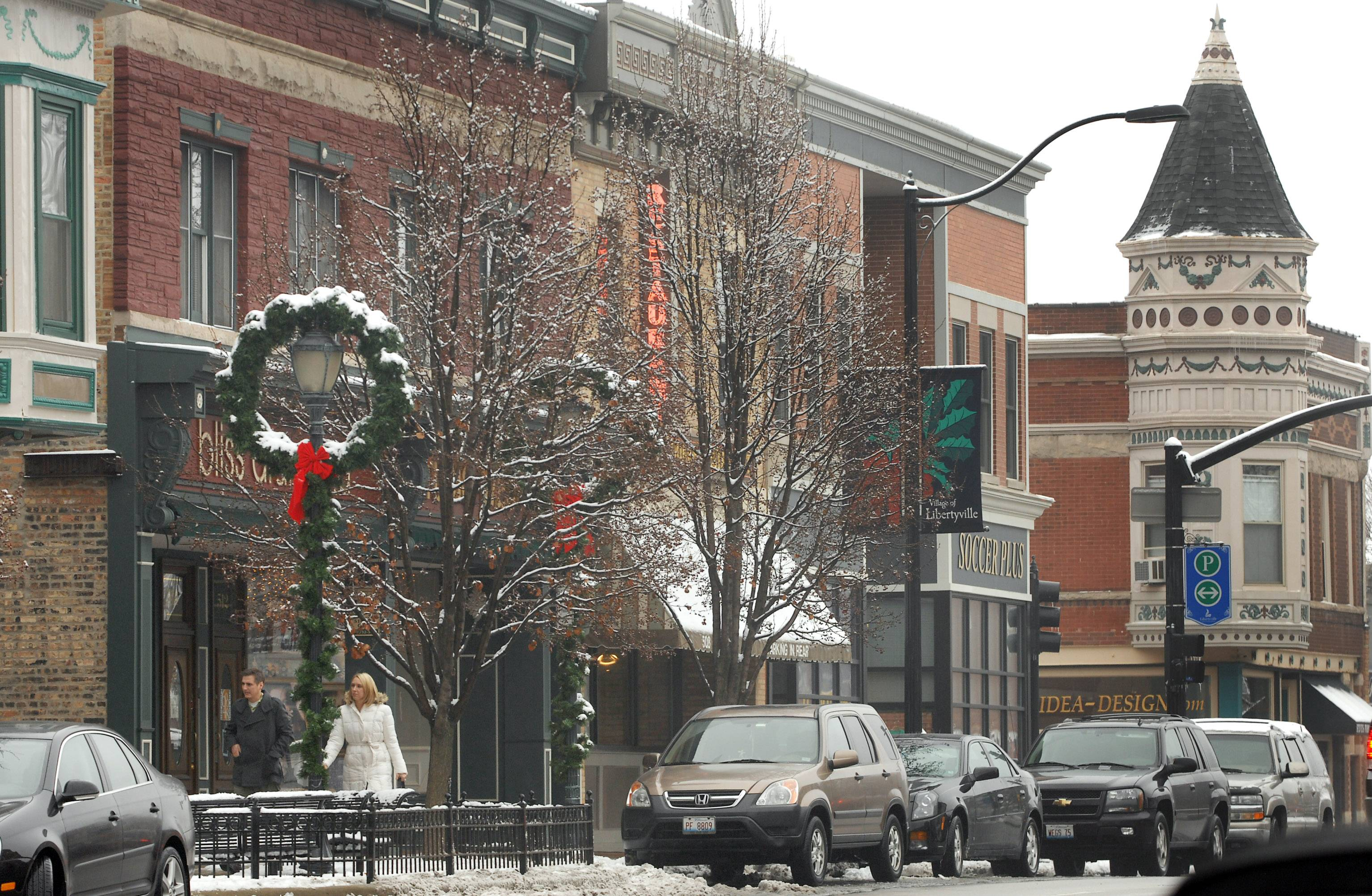 'Light Up Mainstreet' to enhance holidays in Libertyville