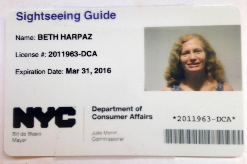 Tour Guide License Application | dcra
