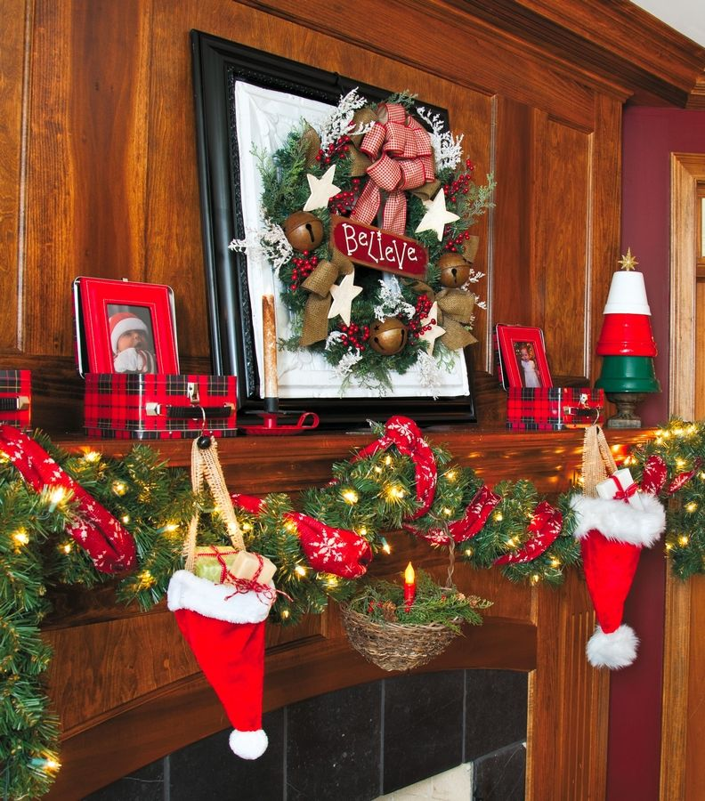 Stylists Show You How To Create Festive Holiday Vignettes