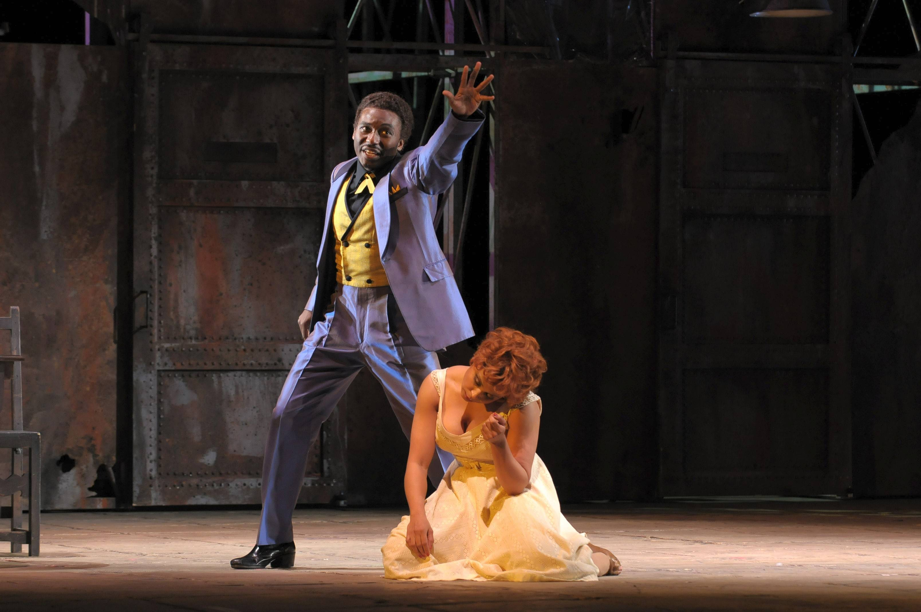 "Jermaine Smith returns to play Sportin' Life in the American opera ""Porgy and Best"" at the Lyric Opera of Chicago for 13 performances between Nov. 17 to Dec. 20."