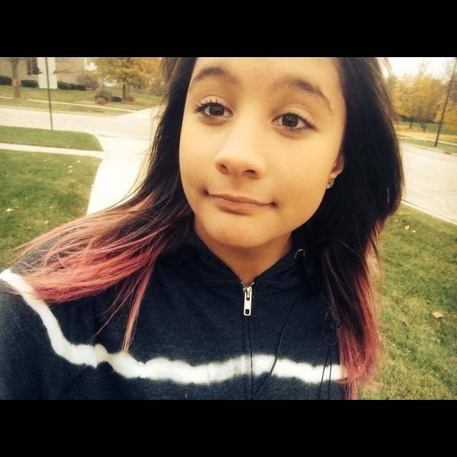 12-year-old suburban girl missing