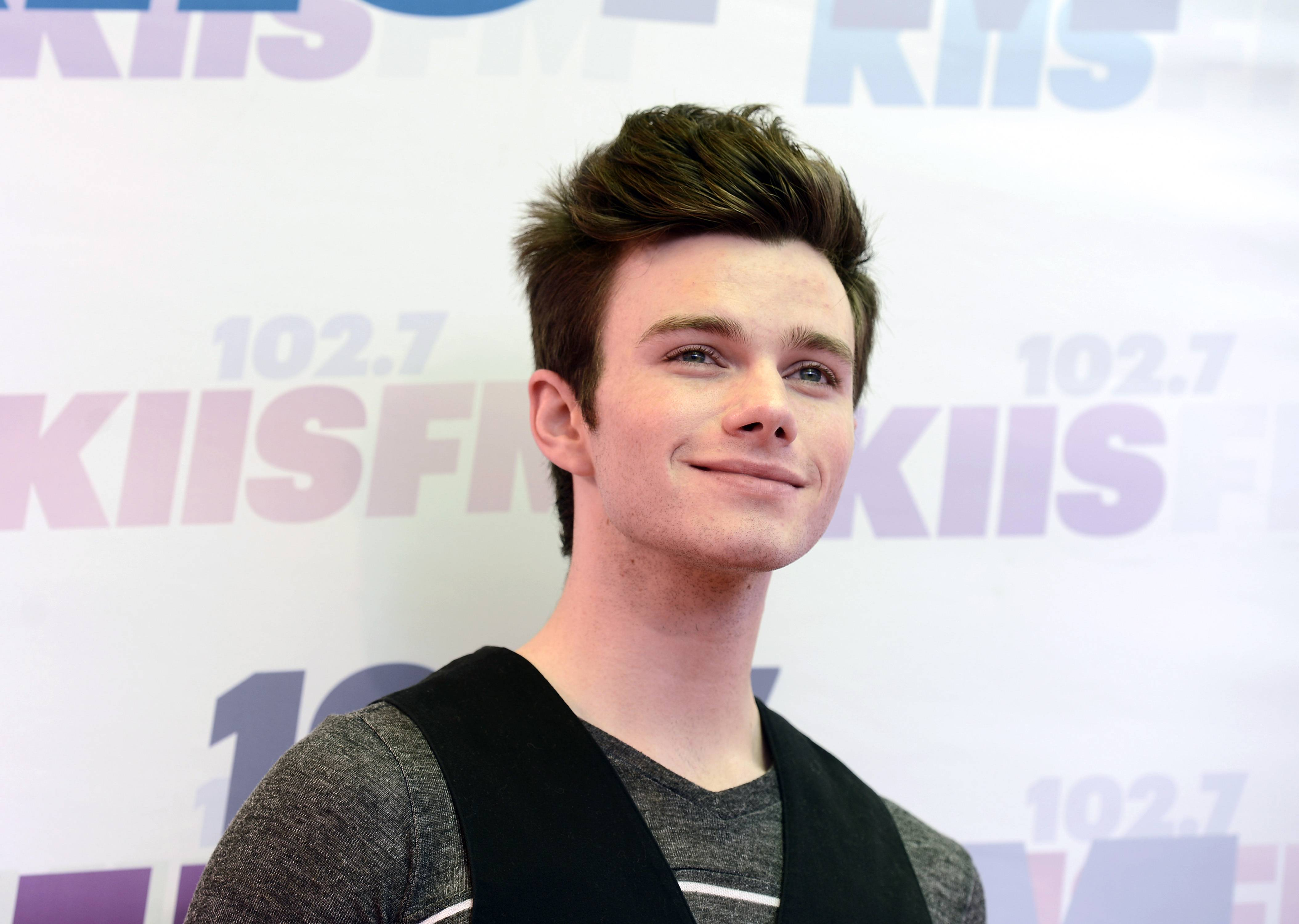 "Chris Colfer, the actor best known for his role in ""Glee,"" has a multi-book deal."
