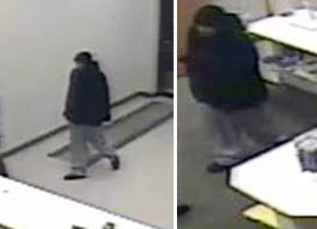 Waukegan police are searching for a man who they say committed four armed robberies and shot at officers during an eight-day period.